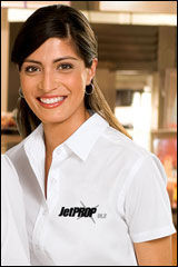 JP-L507 -- Ladies Short Sleeve Dupont