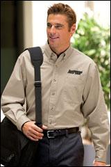 JP-TLS600T -- Tall Long Sleeve Twill Shirt